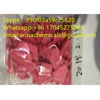 Buy cheap Strong Effect Red Eutylone Crystal Pure Research Chemicals RCS High Purity Euthylone Strong Stimulants from wholesalers