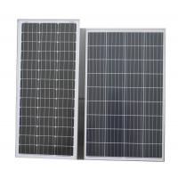 Wholesale 170W Polycrystalline Solar Panel / Aluminum Frame Sunpower Solar Cells from china suppliers