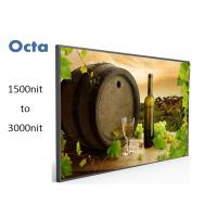 Buy cheap Full HD 2000 Nit High Brightness LCD Screen For Outdoor AD 42 Inch from wholesalers