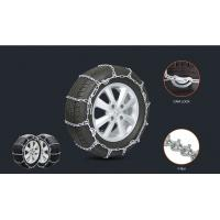 Buy cheap Standard Galvanized Anti Skid Chains Carburizing Snow Tire Chains Twisted Link from wholesalers