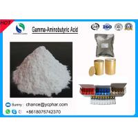 Buy cheap Pharma Grade Steroids Gamma-Aminobutyric Acid CAS 56-12-2 For Nutrition Supplements GABA from wholesalers