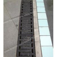 Buy cheap UHR100 Slotted ductile iron grate from wholesalers