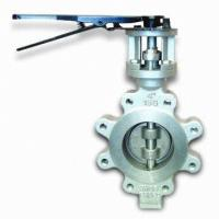 Buy cheap 60 Inch Stainless Steel Butterfly Valve BS 5155 Metal Seated Butterfly Valves from wholesalers