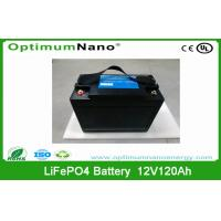 Buy cheap Hot Sale LiFePO4 Battery Pack 12V 120Ah to Replace Traditional SLA Battery from wholesalers
