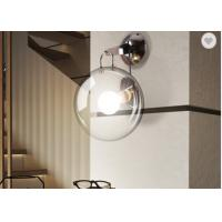 Buy cheap Staircase Lamp Aisle Nordic Living Room Lamps , Glass Led Strip Light Wall from wholesalers