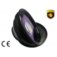 Buy cheap High precision laser scanner f-theta lens 1064nm 220×220 Marking Area from wholesalers