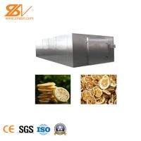 Buy cheap Reliable Industrial Hot Air Dryer Fruit And Vegetable Dryer Machine from wholesalers