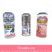 Buy cheap deodorant aerosol can,empty aerosol can,spray can,tin cans from wholesalers