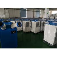 Buy cheap 18700BTU Temporary Air Conditioning , 780m3/H Evaporator Air Flow Cooling from wholesalers