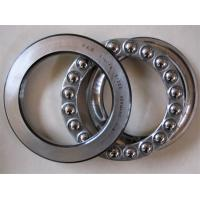 Buy cheap Single Direction Thrust Ball Bearing 51124 For Motorcycle , Single Row from wholesalers