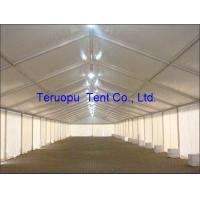 Buy cheap Double Trussed PVC Storage Tents Permanent Use Large Industrial Canopy Tent from wholesalers
