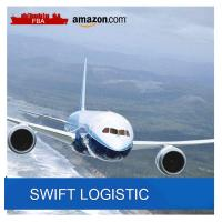 Buy cheap International Air Freight Forwarder Air Shipping Services To Usa Amazon Fba Warehouse from wholesalers