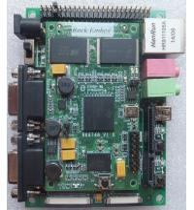 China TMS320C6748-DEV Development Boards , Digital DSP LSI Circuit Board on sale