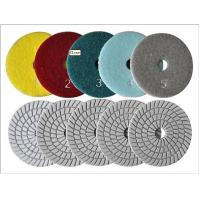 Buy cheap 5 step wet polishing pads (5SP_03) from wholesalers