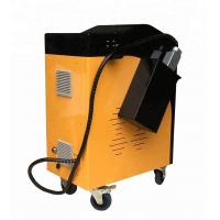Wholesale Portable 150W Fiber Laser Cleaning Machine For Descaling / Stripping from china suppliers