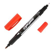 Wholesale Wholesale Dual Round Tip Oil Permanent Marker Pen logstics marker from china suppliers