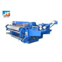 Buy cheap Air Cooling PLC 1500kg Wire Mesh Welding Machine from wholesalers
