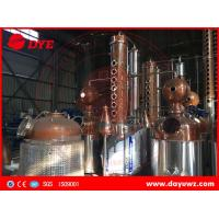 industrial alcohol membrane automatic distillation column process Manufactures