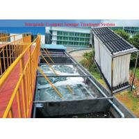 Buy cheap Residential  , Industrial MBR Sewage Treatment Plant For Water Recycling from wholesalers