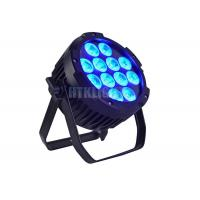 Buy cheap Energy Saving Led Outdoor Par Can 12x10W Rgbw 4 In 1 For Parties from wholesalers