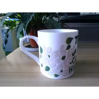 Buy cheap Ceramic Material Bulk Color Changing Coffee Mug FDA SGS Certification from wholesalers