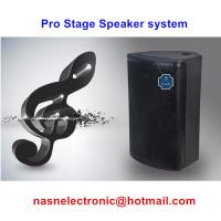 Buy cheap Best waterproof pro stage sound system All-in-one Speaker no need monitor speaker to reduce cost from wholesalers
