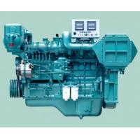 Buy cheap Automatic Turbocharged Marine Diesel Engines With Diesel Fuel Injection from wholesalers