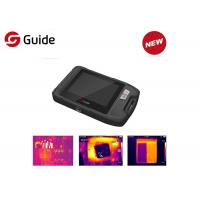 Buy cheap Small Pocket IR Handheld Infrared Camera , Thermographic Imaging Camera IP54 from wholesalers
