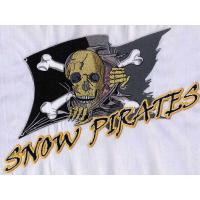 Wholesale Embroidery digitise snow pirates back of jacket WAW9C01 from china suppliers