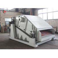 Buy cheap Chemical Industry Circular Vibrating Screen Inclined Vibrating Sieve with Seal Cover from wholesalers
