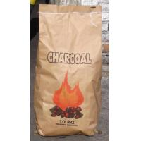 Buy cheap Perfect Printed Brown Kraft Charcoal Paper Bags from wholesalers
