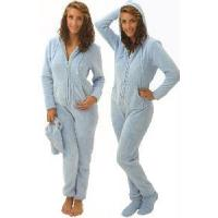 Buy cheap Women′s Hooded Jump Pajamas from wholesalers