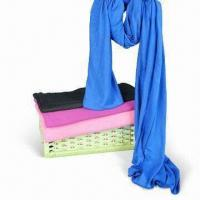 Buy cheap 100% Modal Scarf, Customized Colors are Accepted, Measures 65 x 180cm from wholesalers