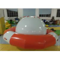Buy cheap Customzied Commercial Water Blow Up Toys Inflatable Saturn For Water Park from wholesalers