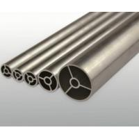 Buy cheap 6060,6063A,6101,6063, 3003 Aluminium alloy cold draw extruded round aluminium tube / pipe from wholesalers