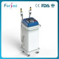 Buy cheap Two handles thermage RF microneedle Machine for sale from wholesalers