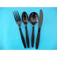 Buy cheap Tableware Disposable Plastic Fork Knife from wholesalers