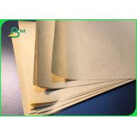 Buy cheap 40gr To 60gr Food Grade Kraft Paper For French Baguette Tear Resistant 1100mm from wholesalers