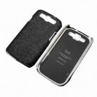 Buy cheap Mobile Phone Cases for Samsung Galaxy SIII i9300, Made of Electroplate PC Case Material from wholesalers