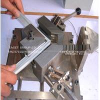 Buy cheap PVC extrusion with magnetic strips from wholesalers