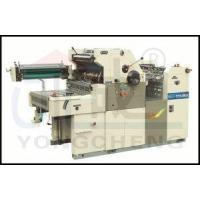 Buy cheap High Speed Brand New Single Color Sheet-Fed Offset Printing Machine (YC47IINP) from wholesalers
