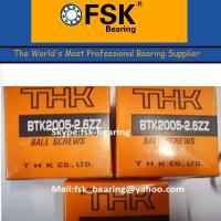 Buy cheap Original Japan THK BTK2005A BTK2005-2.6ZZ Ball Screw Nut Supplier from wholesalers