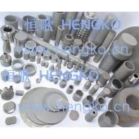 China 316l sintered steel  filter muffler on sale