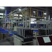 Buy cheap Home Appliance HD TV Assembly Line Testing System , Television Conveyor Line from wholesalers