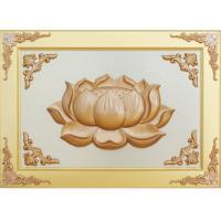 Buy cheap Single niche columbarium with lotus panel product