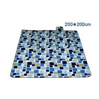 Buy cheap 2 - 4 Men Use Foldable Picnic Mat 200*150CM For Camping / Travelling from wholesalers