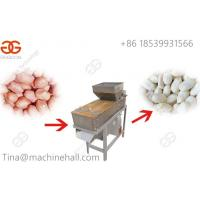 Wholesale Dry type peanut red skin removing machine for sale peanut peeling machine factory price China supplier from china suppliers