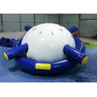 Wholesale Lake Sea Inflatable Water Games Saturn Rocker PVC 0.9 Mm Tarpaulin Material from china suppliers