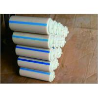 China Operation Quiet Nylon Conveyor Rollers Natural Color Industrial Conveyor Rollers on sale