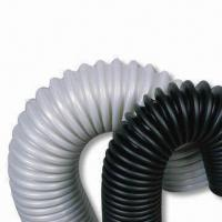 Buy cheap PVC Spring Hose with RoHS Approval and Inside Steel Wire Reinforcement from wholesalers